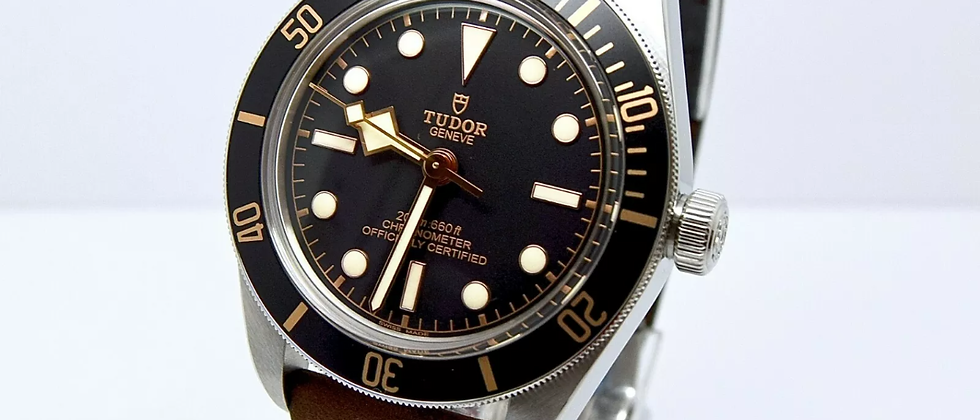 Tudor Black Bay 58 Box and Papers 2019 new/unworn