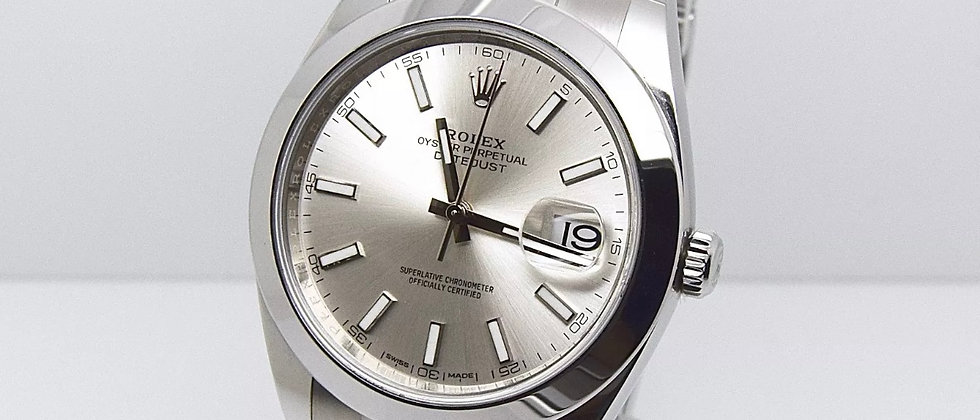 Rolex Datejust II 126300 Box and Papers 2017