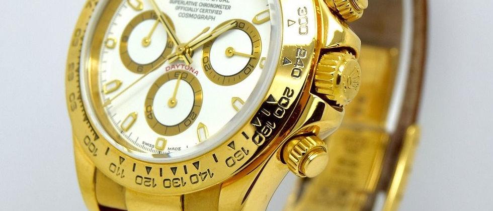 Rolex Daytona 116518 CREAM Dial