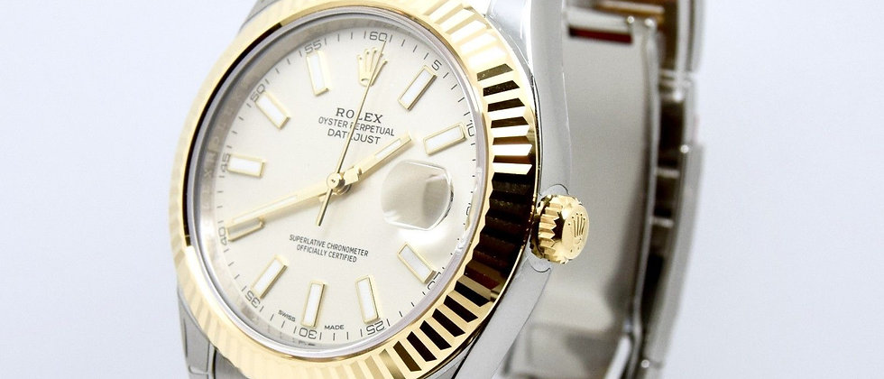Rolex Date Just II 116333 NEW/UNWORN