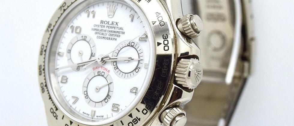 Rolex Daytona 116519 18K White Gold