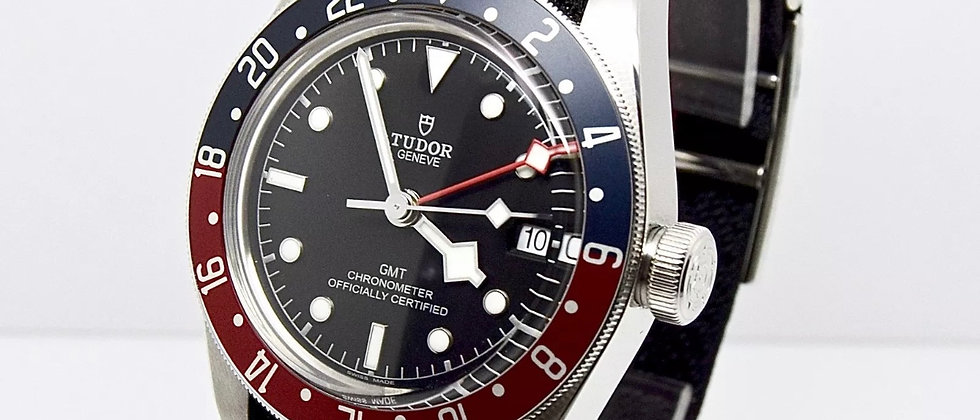 Tudor GMT Box and Papers 2018 brand new