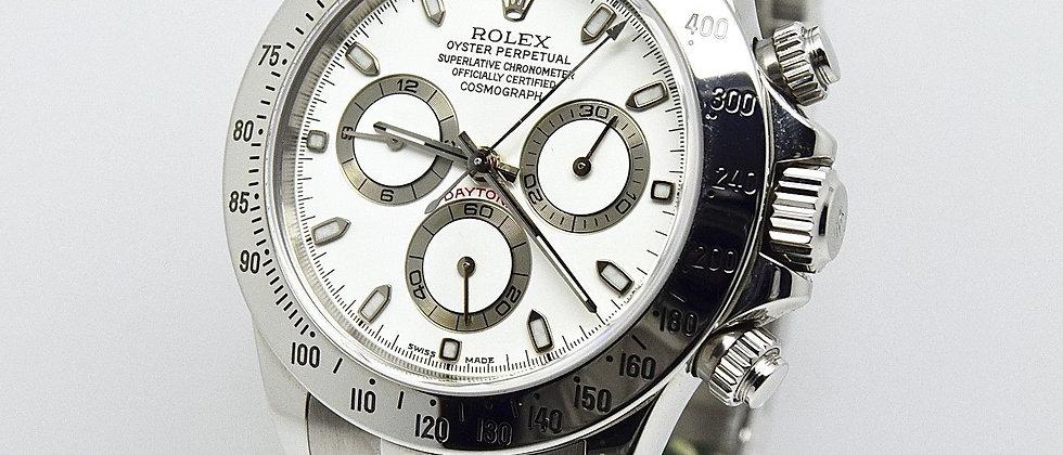 Rolex Daytona 116520 rare Cream Dial