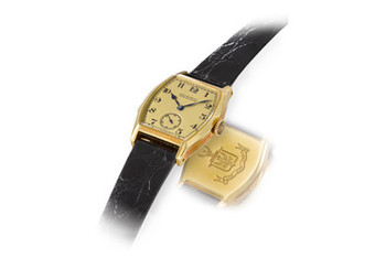Patek Philippe wristwatch that belonged to Henry Graves Jr. is highlight of Christie's Rare Watch Au