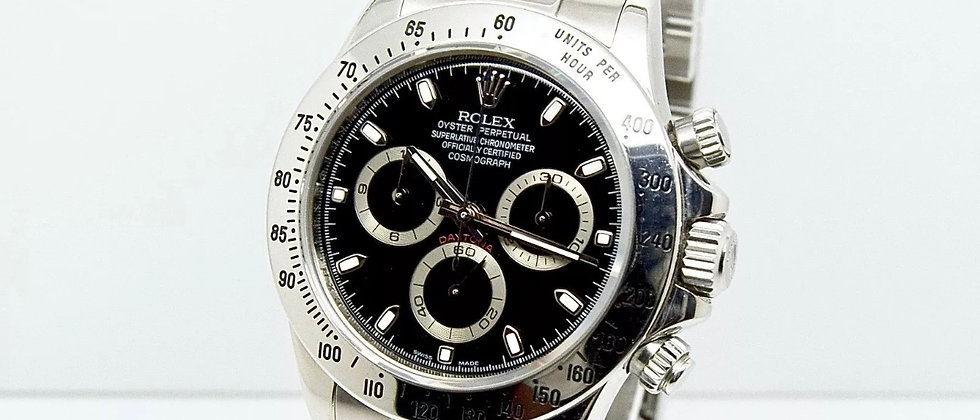 Rolex Daytona 116520 Box and Papers 2013
