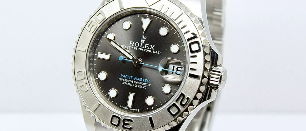 Rolex Yacht Master 268622 Box and Papers 2019 37mm