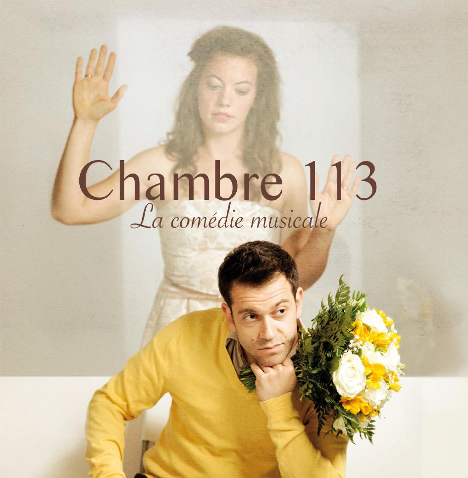 Pochette du CD Chambre 113