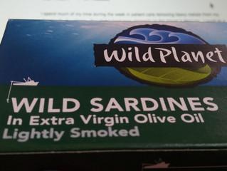 Sardines Are The New Tuna - A Post On Mercury