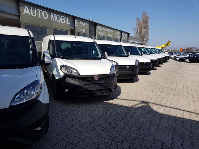 FIAT doblo cargo maxi neuf 3 places climatisation
