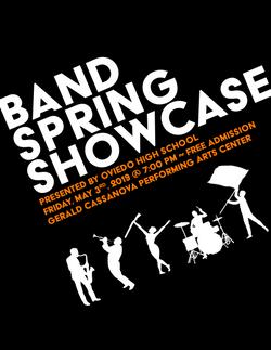 Band Spring Showcase