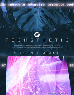 Techsthetic Flyer