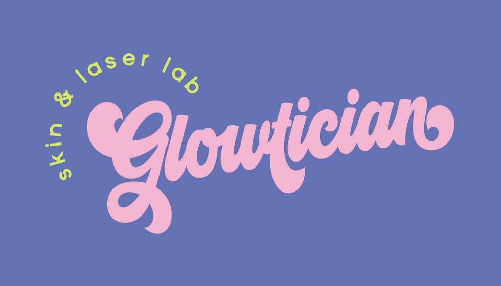 Glowtician Branding Identity