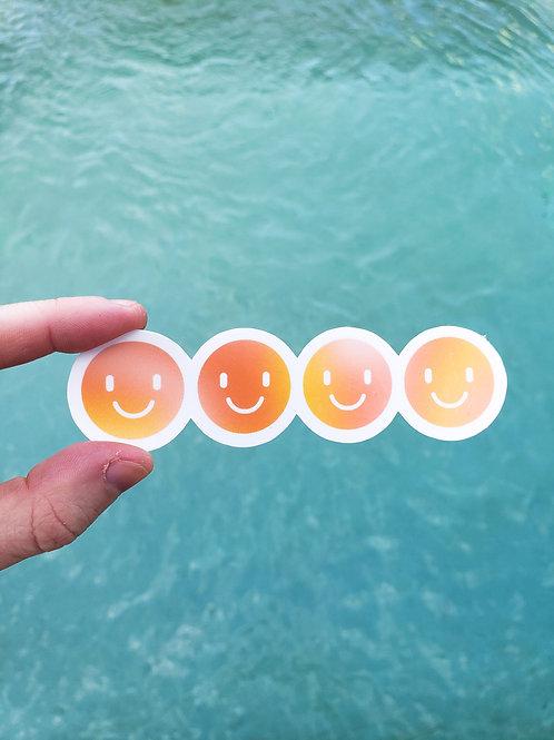 Smileys Sticker