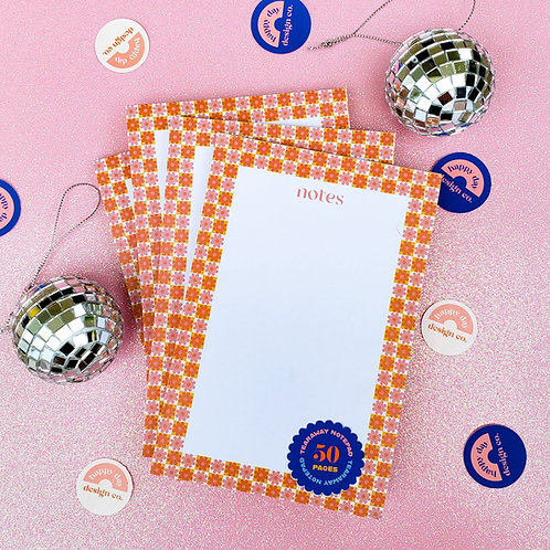 Blank Notepad (4x6)