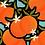 Thumbnail: Orange Blossom Sticker