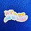 Thumbnail: Let's Go on a Hike Sticker
