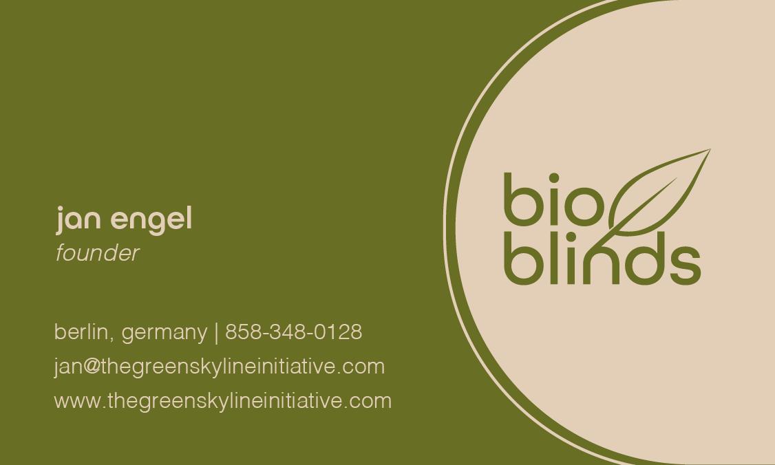 Bioblinds