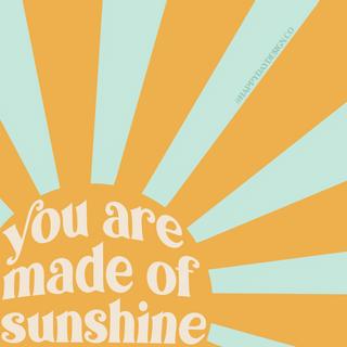 Sunshine Graphic
