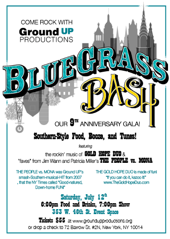 Bluegrass Bash