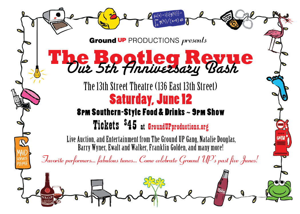 The Bootleg Revue