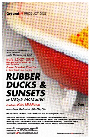 Rubber Ducks & Sunsets