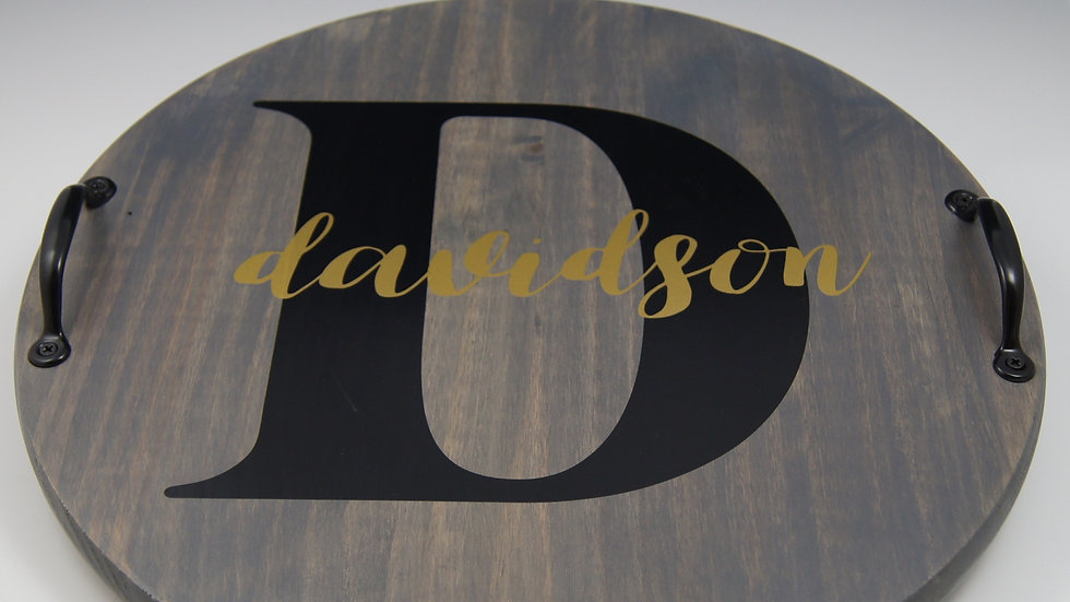 Personalized Wood Board (Regular size)