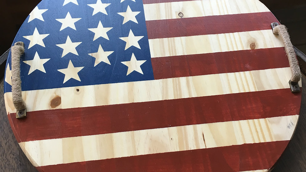 Flag Boards- [In- Stock Wood Boards]