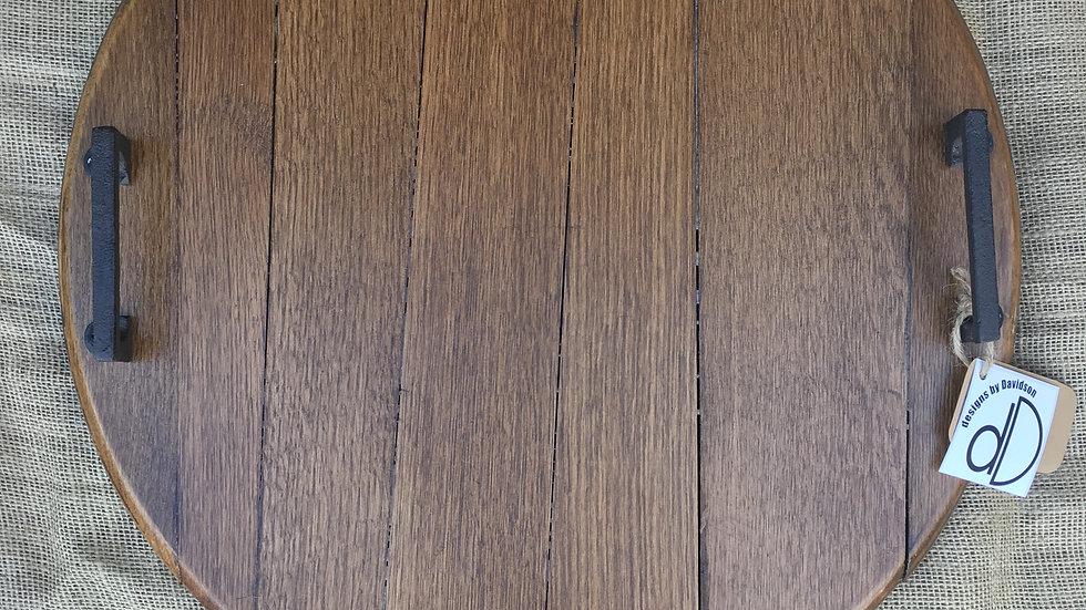 Genuine Barrel Top Board- [In- Stock Wood Boards]