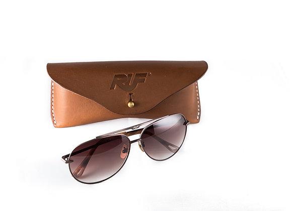 RUF Aviator Luxottica Sunglasses
