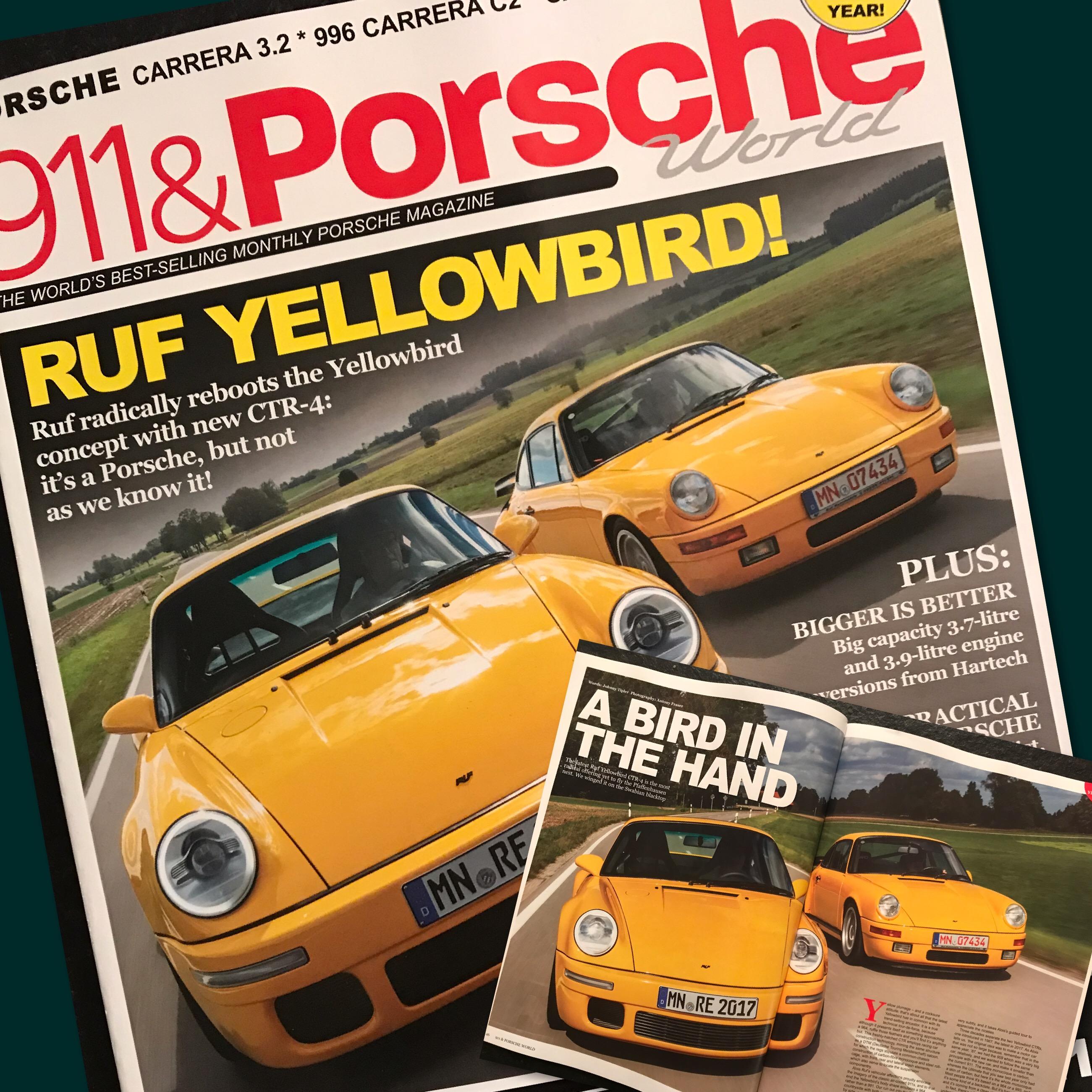 911&Porsche World Magazine Dec 2018