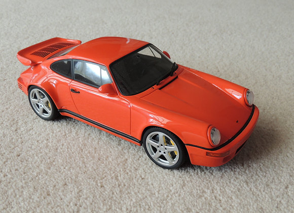 Limited Edition RUF SCR 1:18 Scale Model