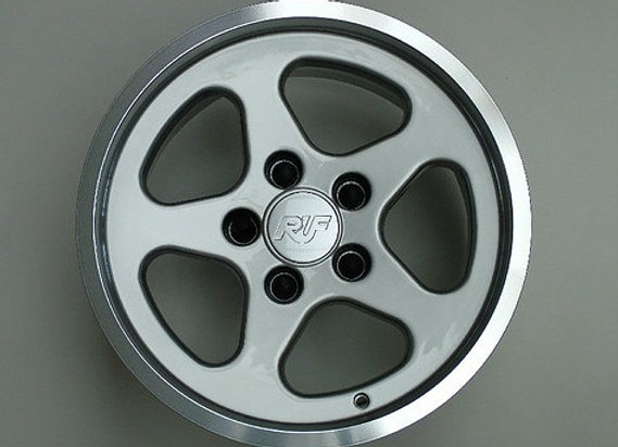 "RUF 17"" Classic 'CTR' Forged Alloy Wheel Set for 911/930/G Series"