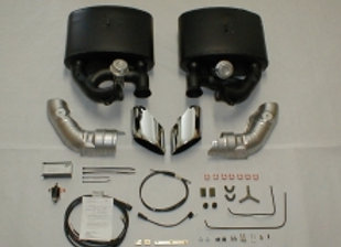 RUF Exhaust System - (993 Series)