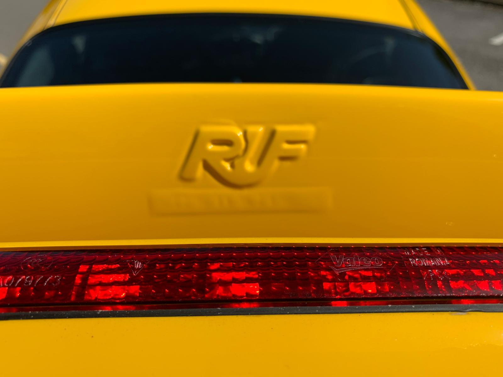 2002 RUF RTurbo