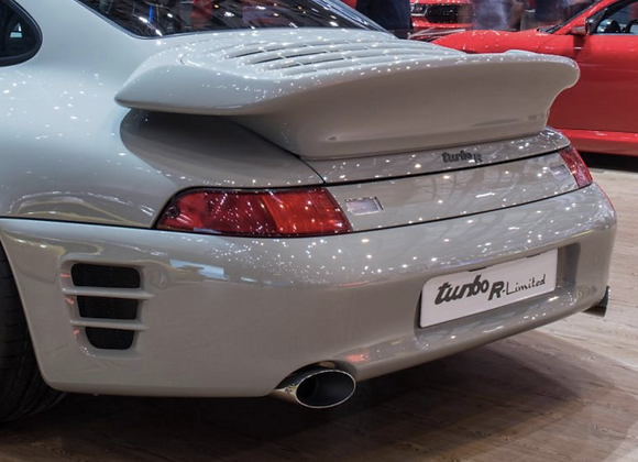 RUF Turbo R Rear Bumper Kit - 993 Series