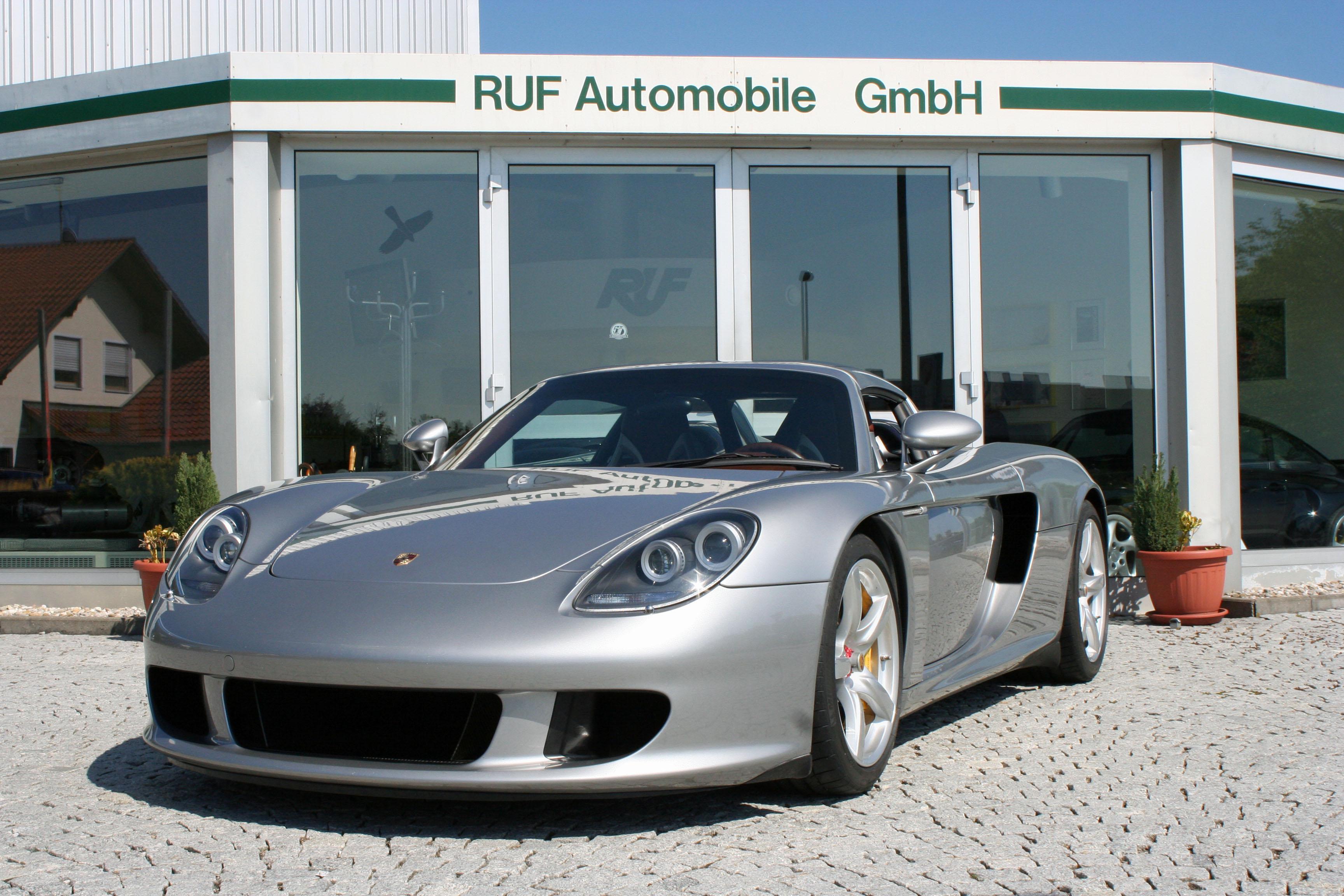 2006 Porsche Carrera GT