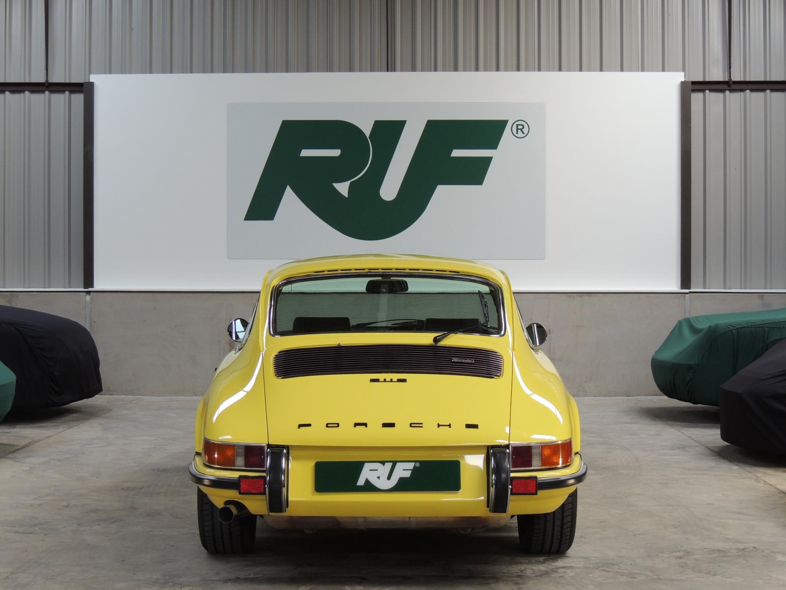 1972 Porsche 911S 2.4 Coupe
