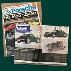 911 & Porsche World May 2018