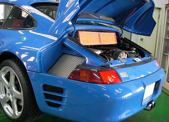 RUF 'Turbo R' Engine Conversion