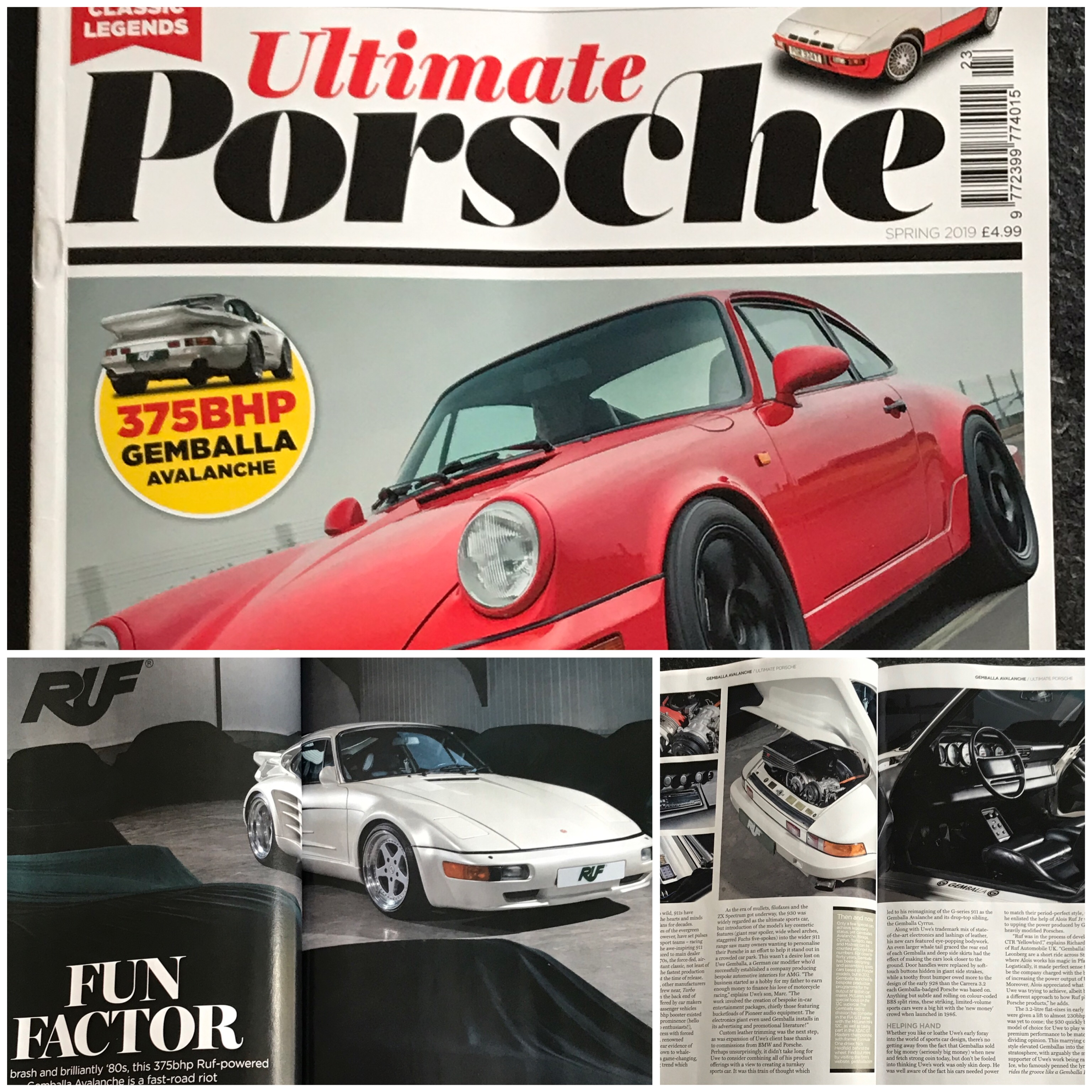 Ultimate Porsche - March2019