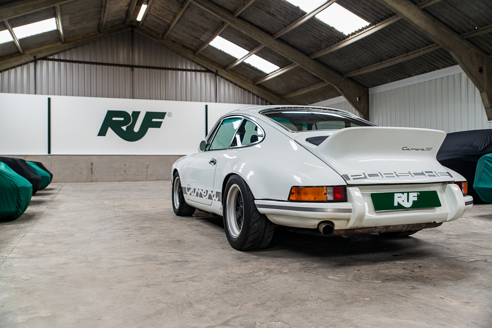 Porsche 911 2.7 Carrera RS Evocation