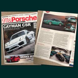 911 & Porsche World February 2018