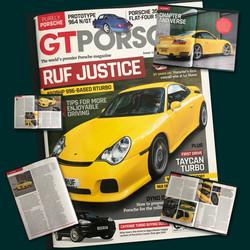 GT Porsche Magazine Sept 2020