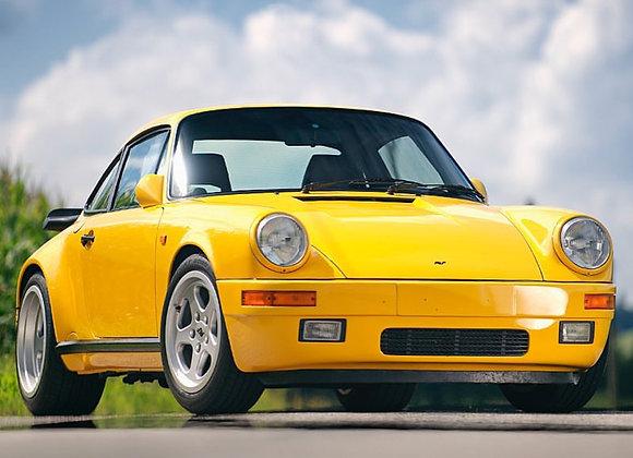 RUF CTR Front Bumper for 911 Carrera Models