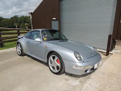 1997 Porsche 911 993 Turbo