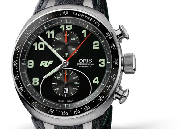 ORIS RUF CTR 3 Chronograph