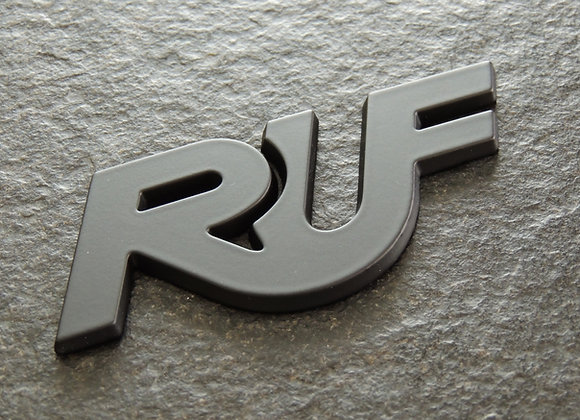 RUF Badge (Rear)