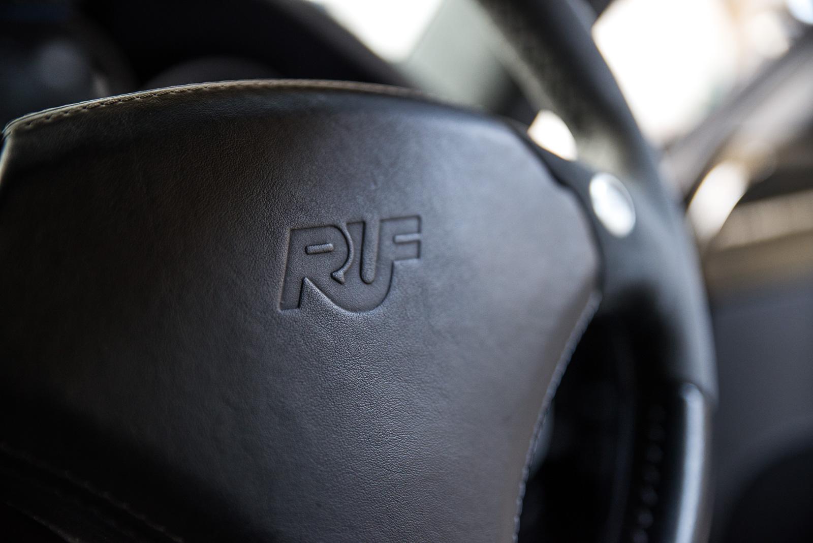 2010 RUF CTR3
