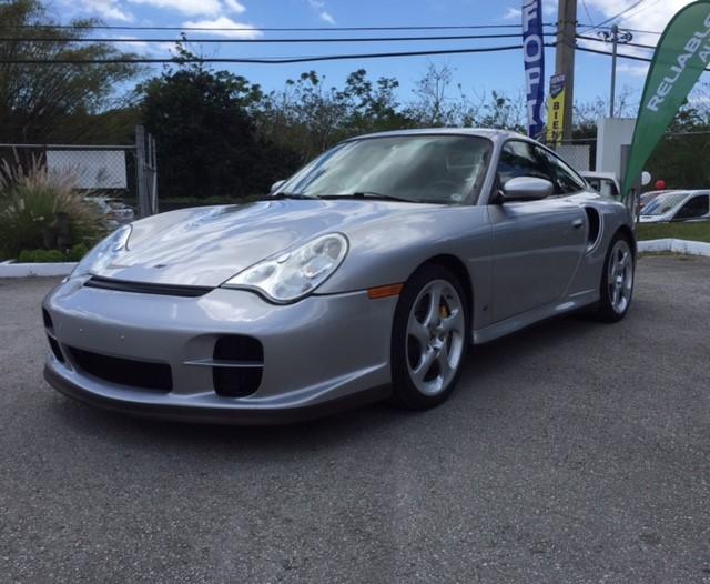 2002 Porsche 911 (996) RUF Turbo