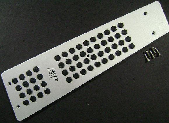 RUF Aluminium Footrest LHD and RHD - 991 Series